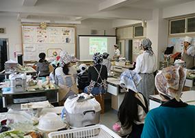 調理体験教室